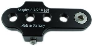 FA E 4/25 (100 mm 9/16-20)