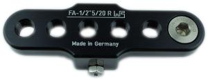 FA 1/2 5/20 (100 mm 1/2-20)