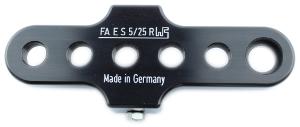 FA E S 5/25 (125 mm 9/16-20)