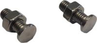 Bundschraube D10/M6x16 Set