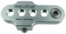 FA 4/20 R (80 mm Verkürzung 9/16-20 Gang)