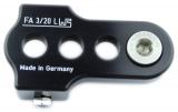 FA 3/20 L (60 mm Verkürzung 9/16-20 Gang)