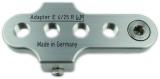 FA E 4/25 R (100 mm Verkürzung 9/16-20 Gang)